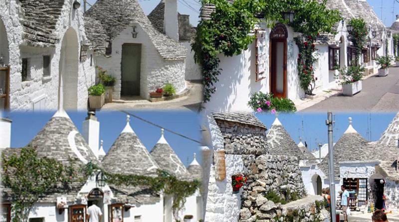 Viaggi di gruppo: TOUR PUGLIA  2-3-4-5 Giugno €290