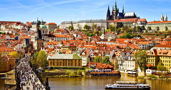Viaggi Individuali: PRAGA…7-8-9-10-11 Luglio €220!!!